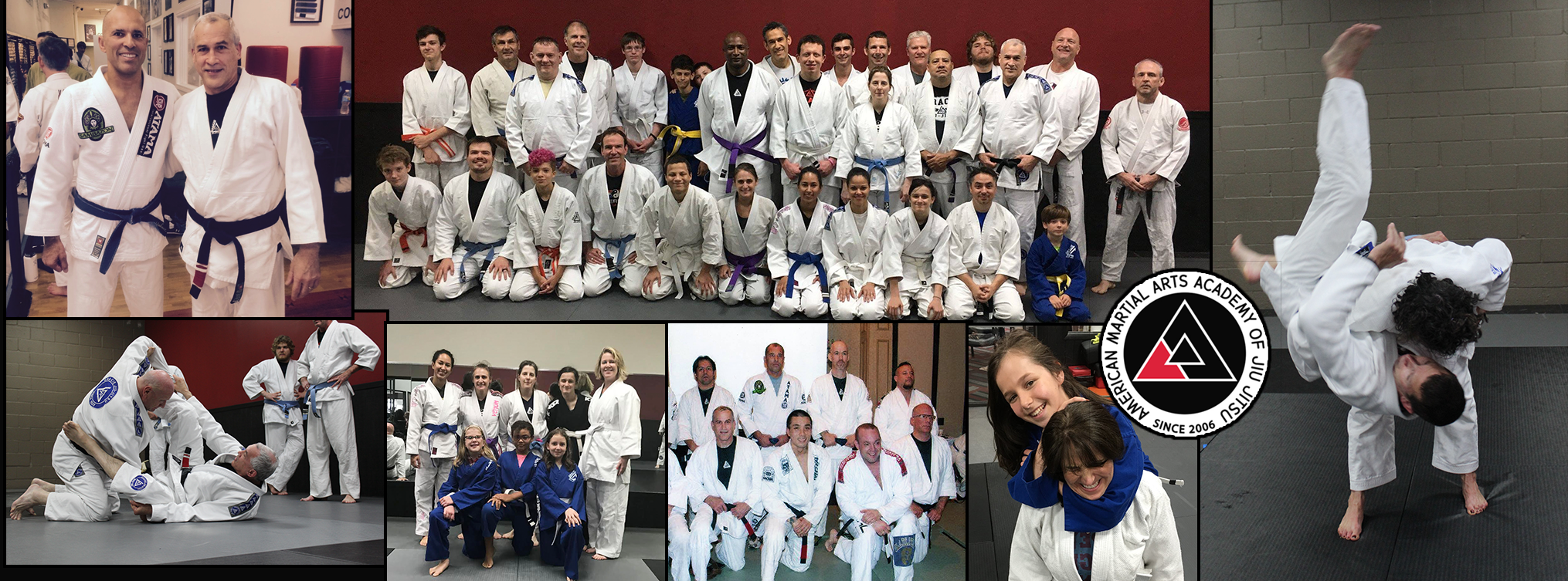 Adult Gracie Brazilian Jiu-Jitsu Classes